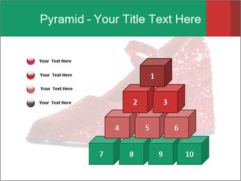 Red Shoes PowerPoint Template - Slide 31