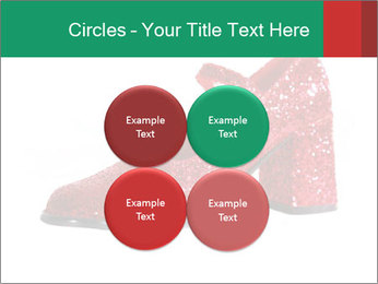 Red Shoes PowerPoint Template - Slide 38
