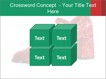 Red Shoes PowerPoint Template - Slide 39