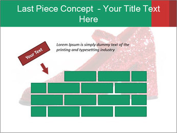 Red Shoes PowerPoint Template - Slide 46