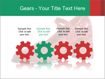 Red Shoes PowerPoint Template - Slide 48