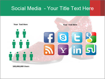 Red Shoes PowerPoint Template - Slide 5
