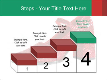 Red Shoes PowerPoint Template - Slide 64