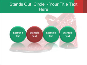 Red Shoes PowerPoint Template - Slide 76
