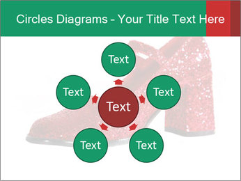 Red Shoes PowerPoint Template - Slide 78