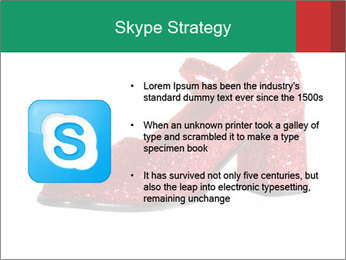 Red Shoes PowerPoint Template - Slide 8