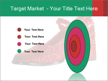 Red Shoes PowerPoint Template - Slide 84