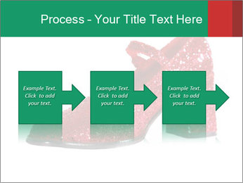 Red Shoes PowerPoint Template - Slide 88