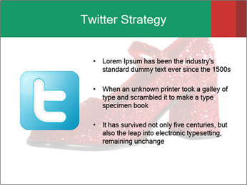 Red Shoes PowerPoint Template - Slide 9