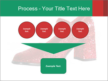 Red Shoes PowerPoint Template - Slide 93