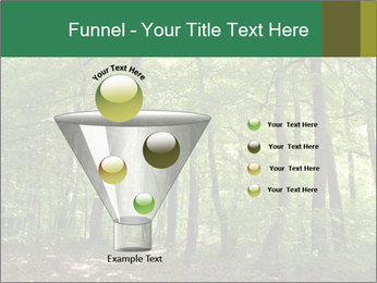 Dense forest PowerPoint Template - Slide 63