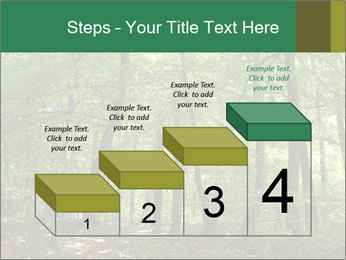 Dense forest PowerPoint Template - Slide 64