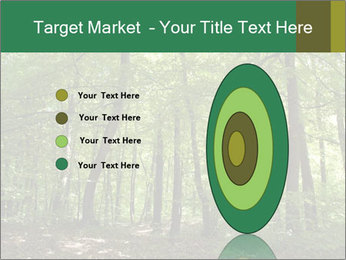 Dense forest PowerPoint Template - Slide 84