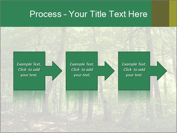 Dense forest PowerPoint Template - Slide 88