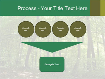 Dense forest PowerPoint Template - Slide 93