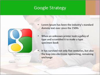 Businessman PowerPoint Template - Slide 10