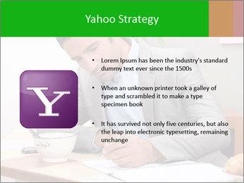 Businessman PowerPoint Template - Slide 11