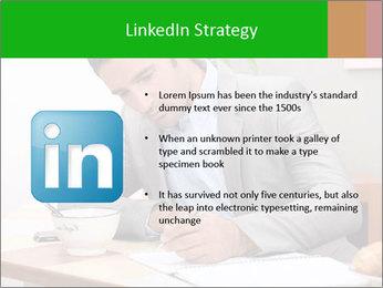 Businessman PowerPoint Template - Slide 12