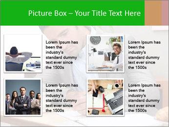 Businessman PowerPoint Template - Slide 14