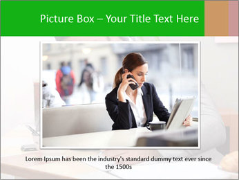 Businessman PowerPoint Template - Slide 16