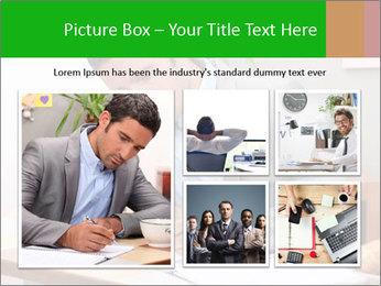 Businessman PowerPoint Template - Slide 19