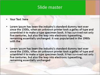 Businessman PowerPoint Template - Slide 2