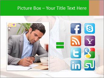 Businessman PowerPoint Template - Slide 21