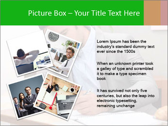 Businessman PowerPoint Template - Slide 23