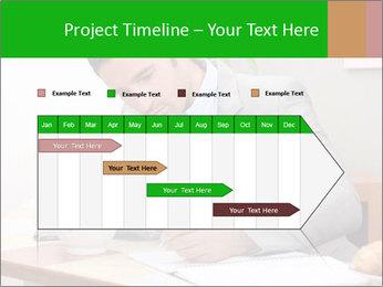 Businessman PowerPoint Template - Slide 25