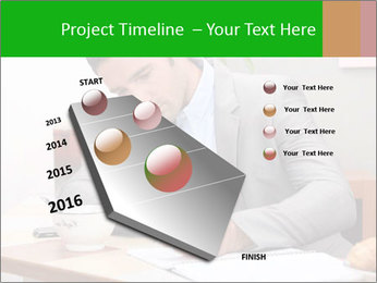 Businessman PowerPoint Template - Slide 26
