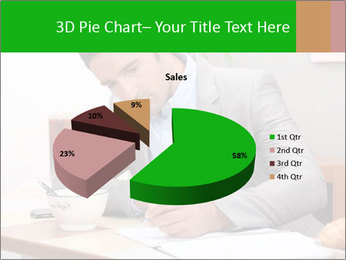 Businessman PowerPoint Template - Slide 35