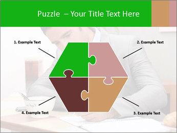 Businessman PowerPoint Template - Slide 40