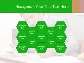 Businessman PowerPoint Template - Slide 44