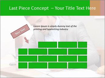 Businessman PowerPoint Template - Slide 46