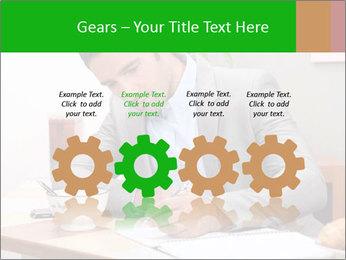 Businessman PowerPoint Template - Slide 48