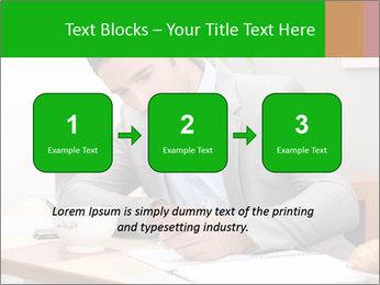 Businessman PowerPoint Template - Slide 71