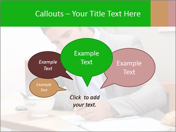 Businessman PowerPoint Template - Slide 73