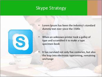 Businessman PowerPoint Template - Slide 8