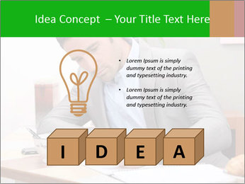 Businessman PowerPoint Template - Slide 80