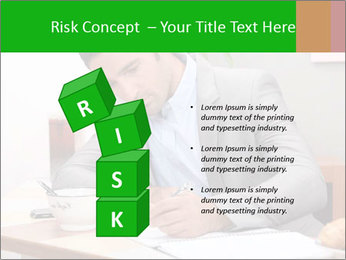 Businessman PowerPoint Template - Slide 81