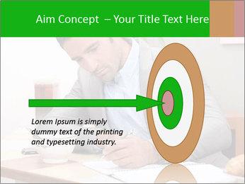 Businessman PowerPoint Template - Slide 83