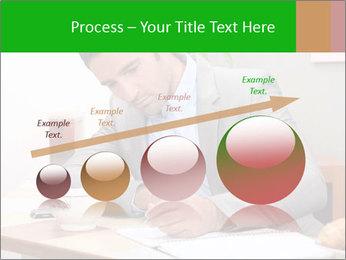 Businessman PowerPoint Template - Slide 87