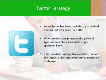 Businessman PowerPoint Template - Slide 9