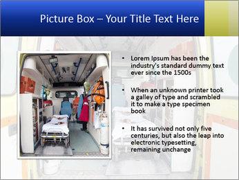 Ambulance PowerPoint Template - Slide 13