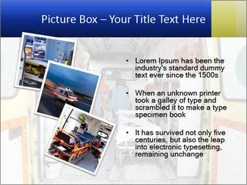 Ambulance PowerPoint Template - Slide 17