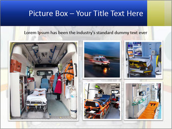 Ambulance PowerPoint Templates - Slide 19