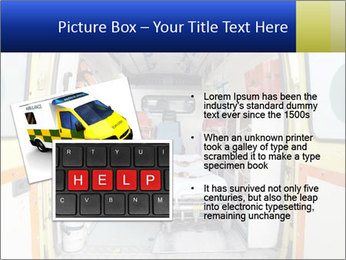 Ambulance PowerPoint Templates - Slide 20