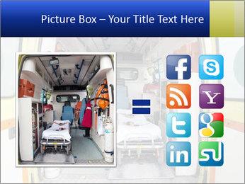 Ambulance PowerPoint Template - Slide 21