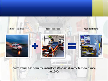 Ambulance PowerPoint Template - Slide 22