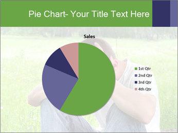Sad teenager PowerPoint Template - Slide 36